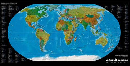 United Domains Karte